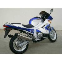 Cheap Honda Yamaha Four Stroke 200cc Manned Drag Racing Motorcycles , Rode Racing Motorcycle for sale