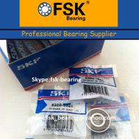Cheap SKF Electric Bicycle Motor Bearings 6200 2RS Size 10*30*9mm for sale