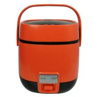 Cheap Induction Mini Electric Rice Cooker 220-240V PP Material Housing Iron Spray Paint for sale