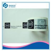 Cheap Transparent Security Packaging Tape For Box , Tamper Seal Tape For Bag for sale