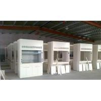 China Ventilated Table Steel Table Exhaust Cabinet , Full Steel Fume Hood All Steel on sale
