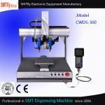 Cheap Desktop SMT Solder Paste Dispensing Robot ±0.02mm Repeatability for sale