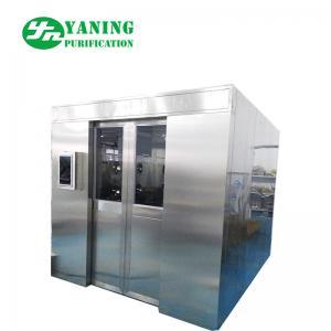Laboratory Cleanroom Air Shower Pass Gate