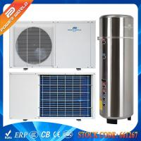 Cheap 3.5kw Built-in Circulation Pump Mini Air to Water Heater Supply 55DegC Residential Hot Water for sale