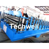 Cheap Double Layer Roll Forming Machine For Roofing Sheet Forming Machine With Hydraulic Cutting for sale