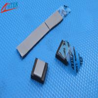 Cheap 3.05g/Cc Gap Filler Pads Thermally Conductive RDRAM Memory Modules High Performance for sale