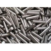 Cheap Dimensional Stability Alnico Rod Magnets , Cast Alnico 500 Round Bars Alnico 5 Alnico 38/5 for sale