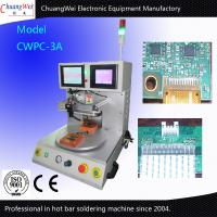 Cheap Pulse Heat Thermode Soldering Machine Thermode Hot Bar Welding Machine for sale