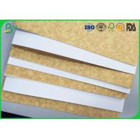 Cheap Smooth Surface White Top Kraftliner Board 350gsm 400gsm 700 * 1000 mm In Sheet for sale