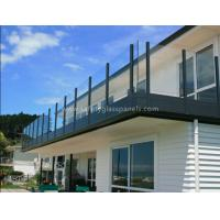 Cheap Indoor Decorative Structural Garden Balustrades Glass Handrails For Balcony for sale
