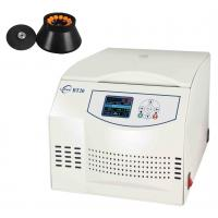 Buy cheap Adjustable Time High Speed lab Centrifuge BT20 / Low Noise High Volume Centrifuge from wholesalers