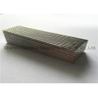 Buy cheap Nickel copper Coating N35 NdFeB Magnet , Industrial Strength Magnets from Wholesalers