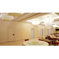 Buy cheap Soundproof Function Hall Movable Partition Walls / Restaurant Room Divider from wholesalers