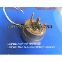 Cheap Rotary Solenoids︱Steel ball corner Rotary Solenoids︱Sorting equipments Rotary Solenoids for sale