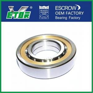China Long Life Single Row Angular Contact BearingFor Car / Compressor Parts on sale
