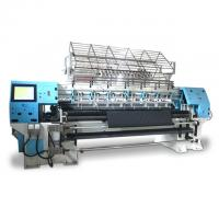Buy cheap High Precision Multi Needle Quilting Machine 6.2KW Line Break Automatic Stop from wholesalers
