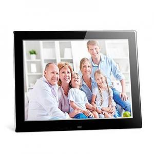 Cheap 13.3 inch HD white digital photo frame,magic photo frame,fantastic photo frame ,high quali for sale