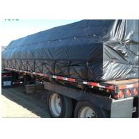 Cheap Strong Tear Resistance PVC Truck Cover Matte Surface With Previously Unused Raw Materials for sale