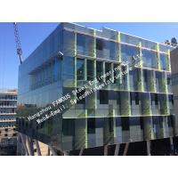 Cheap Double Glass Solar Modules Component Photovoltaic Façade Curtain Wall Solar Cell Electric PV Systems for sale