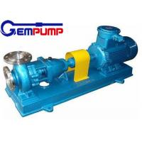 Cheap IH Horizontal Single Stage Chemical Centrifugal Pump for  food industry pump for sale