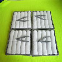 Spa Cold Towels: Airline Supplies Hot And Cold Towel In Plastic Tray With