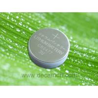 China 3V CR2477 Lithium Battery / Lithium Button Cells on sale