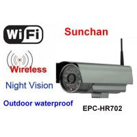 Cheap High Resolution P2P IP Cam 3.6mm Lens , P2P Plug And Play for sale