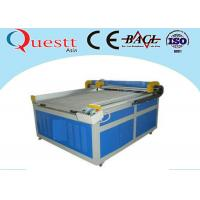 Cheap MDF Wood Laser Engraving Machine , CNC Panel Control Stone Engraving Equipment for sale
