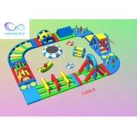 Buy cheap High Quality Inflatable Floating Water Park Aqua Park Inflatable Water Games for from wholesalers