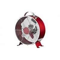 Quality 9 Inch Air Circulator Electric Table Fan Round Vintage 60HZ Retro Style wholesale