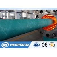 Buy cheap Composite Pipeline RTP Pipe Making Machine Reinforced Winding Polyester Filament from wholesalers