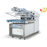 Cheap Automatic Microcomputer Screen Printing Machines With Four Cylinders / Valves for sale
