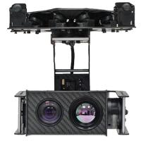 China High Precision Infrared Camera Gimbal Waterproof 640*480 High Resolution Type on sale