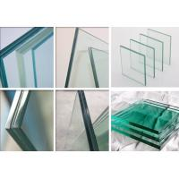 China Anti Theft Laminated Glass Sheets For Windows And Doors In Architecture on sale
