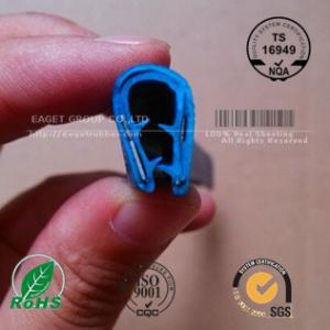 Cheap flexible PVC edge trims;Plastic Edge Trim, PVC Cover Strip for sale