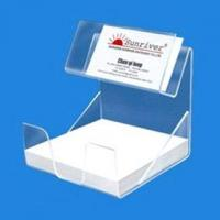 Cheap Acrylic Card Holder /Notes Box (CH-12) for sale