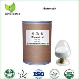 Cheap Thaumatin Sweetener,Thaumatin,Thaumatin 71396-29-7,thaumatin extract powder for sale
