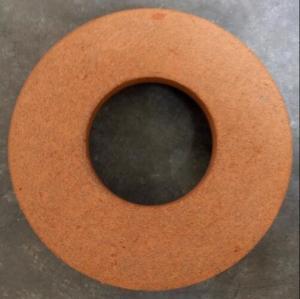 Polishing wheel for glass edging machine 10S40
