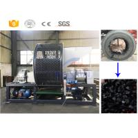 China China factory truck rubber tyre recycling machinery manufacturer with CE on sale