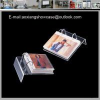 Cheap High Quality Acrylic Photo Frame Wall Picture Display for sale