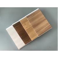 Cheap 7.5Mm Flat Plastic Laminate Panels For Domestic Ceiling And Wall Installations for sale