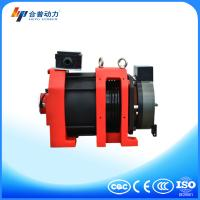 Cheap Small home elevator disc brake Gearless Traction Machine for sale