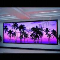 China Indoor Full Color LED Panel P10 3 in 1 on sale