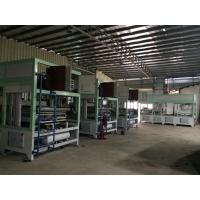 Cheap Rotary Type Pulp Thermoforming Machine With Frequency Conversion Technology for sale