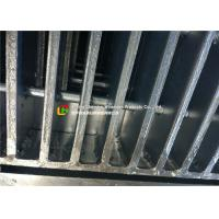 Cheap Highways Galvanized Heavy Duty Steel Grating With Automated Welding Process for sale