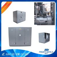 Cheap Residential Water / Ground Source Heat Pump Efficiency For Space Heating And Hot Water for sale