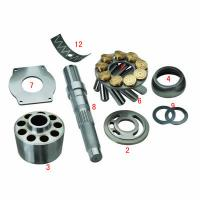 OEM A4VSO Pump Iron Piston Pump Spare Parts With Ball Guide