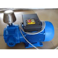Cheap 1.1Kw Low Pressure Dry Type Milking Vacuum Pump For Dairy Equipments , 250L for sale
