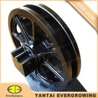 Cheap Crawler Crane Undercarriage Parts Idler Assy Guide Wheel for HITACHI KH125 for sale