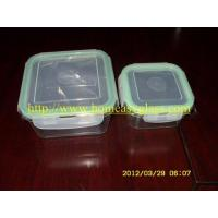 China Microwave Pyrex Glass Container (Factory) on sale